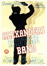Alexander's Ragtime Band - 11 x 17 Movie Poster - Style C