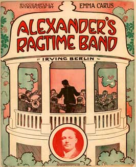 Alexander's Ragtime Band - 11 x 17 Movie Poster - Style G