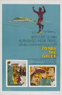 Alexis Zorbas - 11 x 17 Movie Poster - Style A