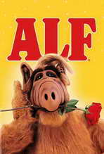 ALF - 27 x 40 Movie Poster - Style A