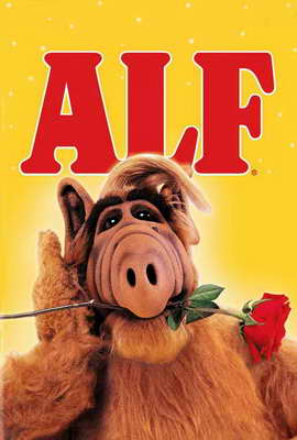 ALF - 11 x 17 Movie Poster - Style A
