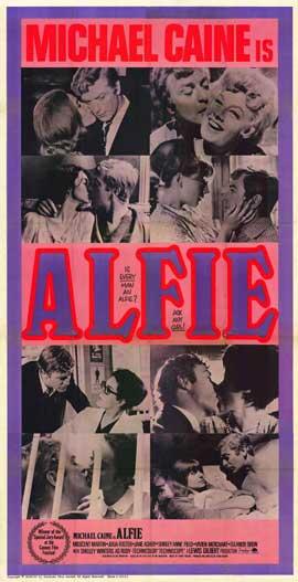 Alfie - 11 x 17 Movie Poster - Style C