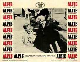 Alfie - 11 x 14 Movie Poster - Style C