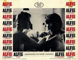 Alfie - 11 x 14 Movie Poster - Style D