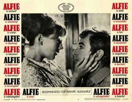 Alfie - 11 x 14 Movie Poster - Style E