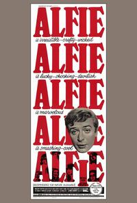Alfie - 27 x 40 Movie Poster - Style B