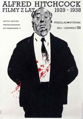 Alfred Hitchcock Film Festival - 11 x 17 Movie Poster - Style A