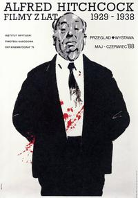Alfred Hitchcock Film Festival - 11 x 17 Movie Poster - Style A - Museum Wrapped Canvas
