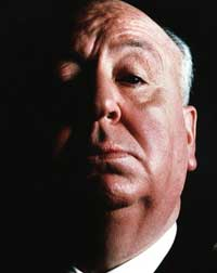 Alfred Hitchcock - 8 x 10 Color Photo #3