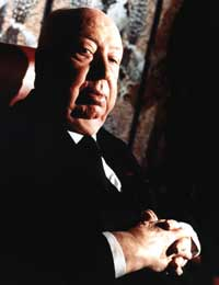 Alfred Hitchcock - 8 x 10 Color Photo #4