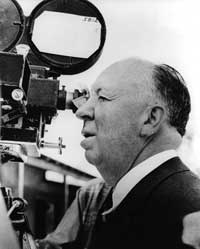Alfred Hitchcock - 8 x 10 Color Photo #5
