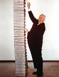 Alfred Hitchcock - 8 x 10 Color Photo #6