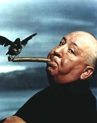 Alfred Hitchcock - 8 x 10 Color Photo #10