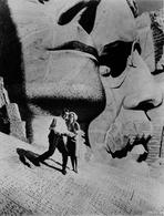 Alfred Hitchcock - North By Northwest Movie at Mount Rushmore