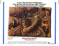 Alfred the Great - 11 x 14 Movie Poster - Style A