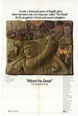 Alfred the Great - 27 x 40 Movie Poster - Style B