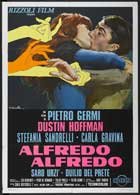 Alfredo, Alfredo - 11 x 17 Movie Poster - Italian Style A