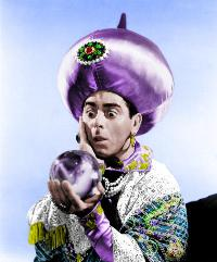 Ali Baba Goes To Town - 8 x 10 Color Photo #1