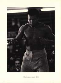 Muhammad Ali - Sports Poster - 22 x 34 - Style C