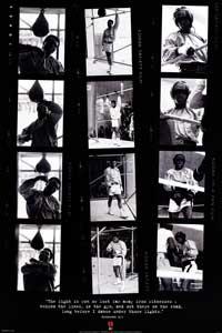 Muhammad Ali - Sports Poster - 24 x 36 - Style C