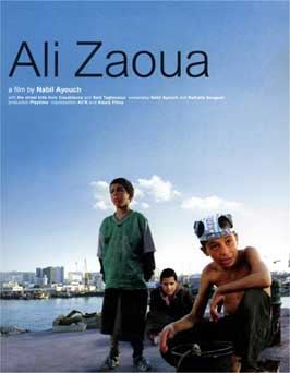 Ali Zoua: Prince of the Streets - 11 x 17 Movie Poster - UK Style A