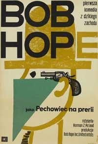 Alias Jesse James - 11 x 17 Movie Poster - Polish Style A