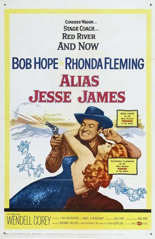 Alias Jesse James movie