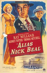 Alias Nick Beal - 27 x 40 Movie Poster - Style A