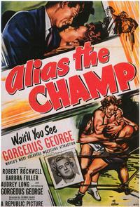 Alias the Champ - 27 x 40 Movie Poster - Style B