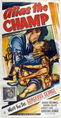 Alias the Champ - 20 x 40 Movie Poster - Style A