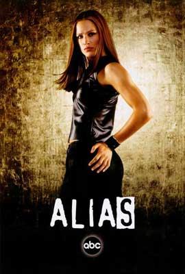 Alias (TV) - 27 x 40 TV Poster - Style C