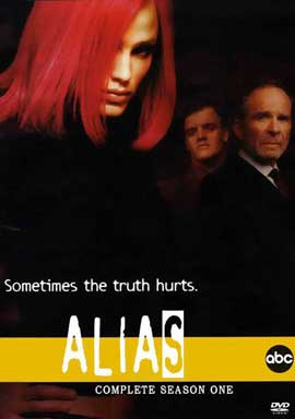 Alias (TV) - 11 x 17 TV Poster - Style G
