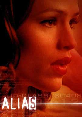 Alias (TV) - 27 x 40 TV Poster - Style H