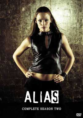 Alias (TV) - 11 x 17 TV Poster - Style I