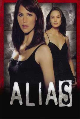 Alias (TV) - 11 x 17 TV Poster - Style J