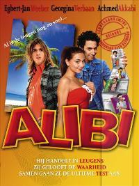 Alibi - 11 x 17 Movie Poster - Style A
