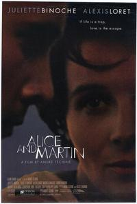 Alice and Martin - 11 x 17 Movie Poster - Style A
