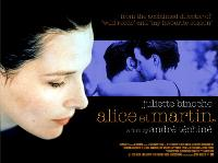 Alice and Martin - 30 x 40 Movie Poster UK - Style A