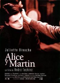 Alice and Martin - 11 x 17 Movie Poster - Spanish Style A