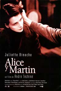 Alice and Martin - 27 x 40 Movie Poster - Spanish Style A