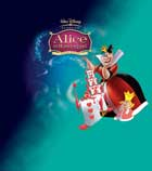 Alice in Wonderland - 22 x 28 Movie Poster - Half Sheet Style A