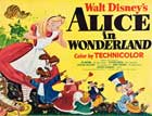 Alice in Wonderland - 27 x 40 Movie Poster - Style B