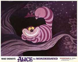 Alice in Wonderland - 11 x 14 Movie Poster - Style D