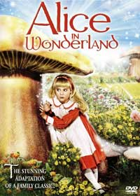 Alice in Wonderland - 27 x 40 Movie Poster - Style A