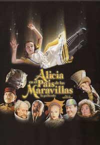 Alice in Wonderland - 11 x 17 Movie Poster - Spanish Style A