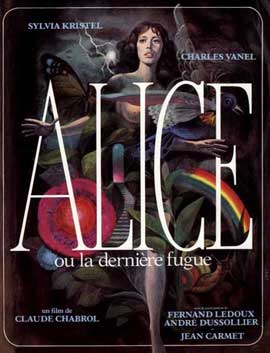 Alice or the Last Escapade - 11 x 17 Movie Poster - French Style A