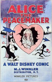 Alice the Peacemaker - 43 x 62 Movie Poster - Bus Shelter Style A
