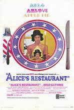 Alice's Restaurant - 27 x 40 Movie Poster - Style A