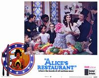 Alice's Restaurant - 11 x 14 Movie Poster - Style B