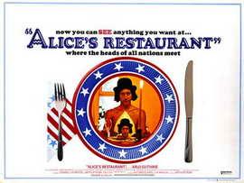 Alice's Restaurant - 27 x 40 Movie Poster - Style B